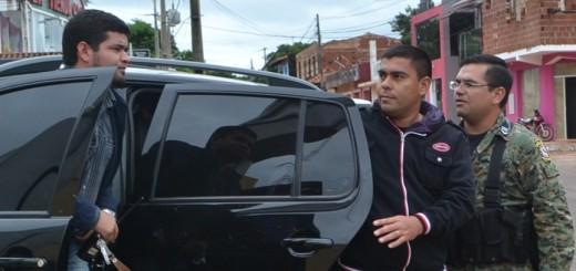 Detenido en sede policial de Horqueta.