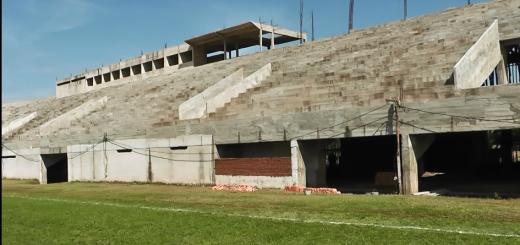 Estadio Municipal Victoriano Leguizamón de la ciudad de Concepción.