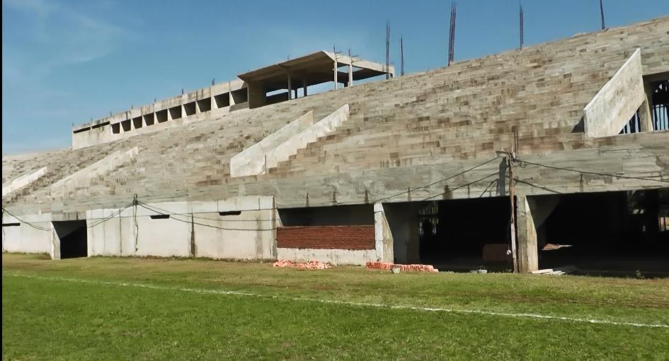 Resultado de imagen para estadio Municipal de Concepción paraguay