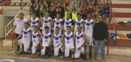 El deportivo Concepción/Foto gentileza Telmo Ibañez