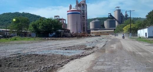 La planta industrial está en proceso de modernización, según autoridades.
