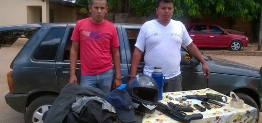 Lució Ramón Ibarra y Oscar Daniel Florentin Romero/foto CIC