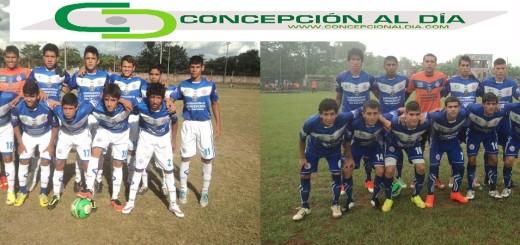 FOTO: Sub 15 y Sub 19 de Concepción, clasificados entre los 8 mejores en sus categorías