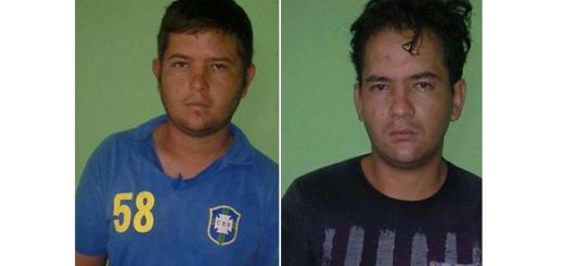 Wilson Ismael (27) y Bruno Diosnel Romero Mareco/Cic
