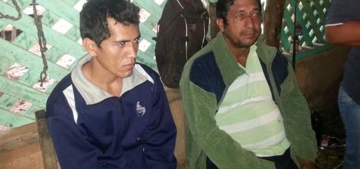 Carlos y Gabriel Gutierrez, comprometidos en el ilícito.