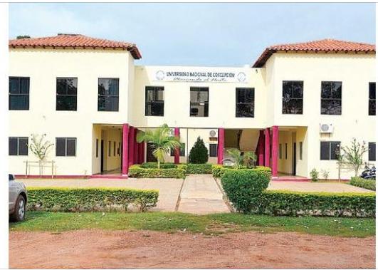 Resultado de imagen para universidad nacional de concepcion paraguay