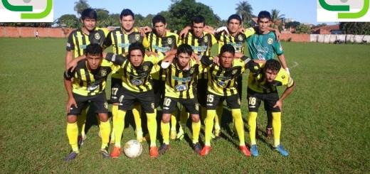 FOTO: Equipo del Spvo. San Juan, ganador del clásico y del partido extra respectivamente en Yby Yaú