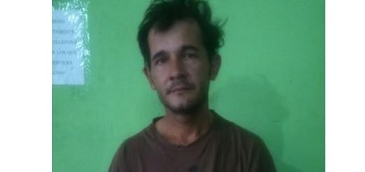 Javier Arnaldo Ramirez Tellez (38) fue detenido