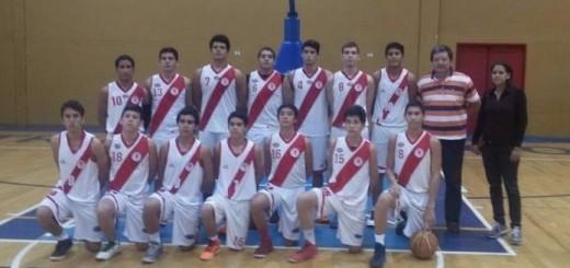 FOTO: Selección concepcionera U-16 de baloncesto