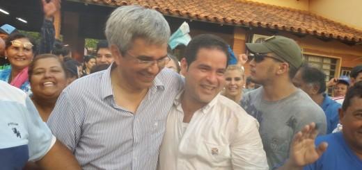 Urbieta fue reelecto en Concepción