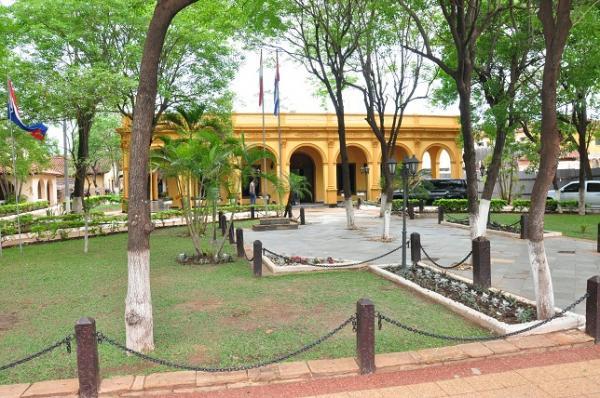 Resultado de imagen para gobernación de Concepción py