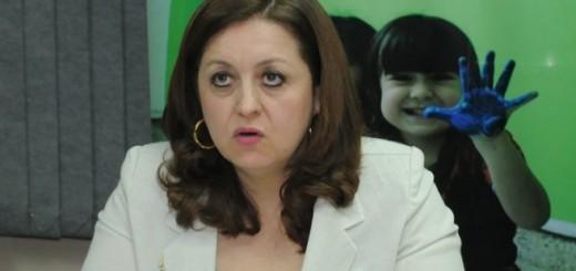 Ministra de Educación/UH