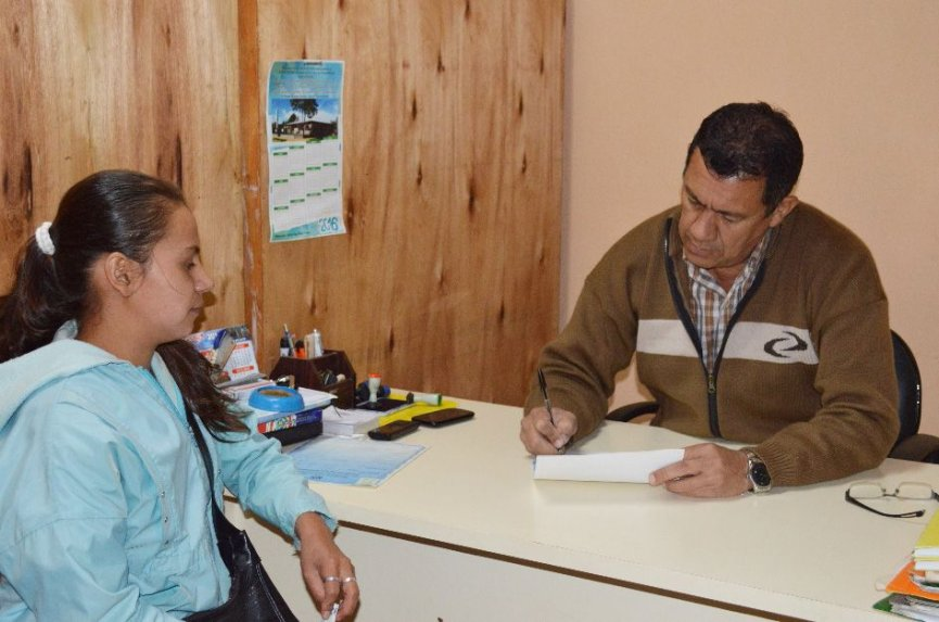 Horqueta trasladan oficina de registro civil concepci n for Oficina registro civil