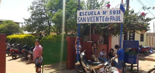 Escuela San Vicente de Paul/Foto Angel Flecha