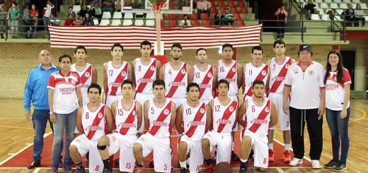 Plantel de Concepción U18 de básquetbol