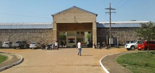 Penitenciaria Regional de Concepción/CAD