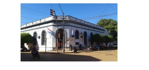 BNF Concepción/Foto Archivo