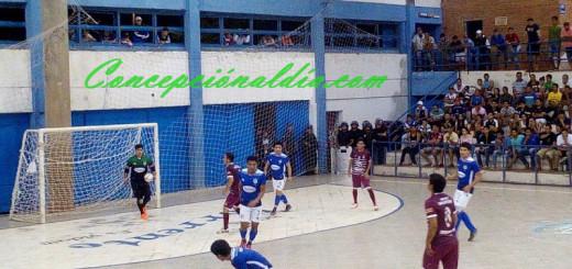 La primera final fue para Deportivo Inmaculada