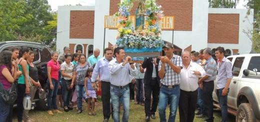 Parte de la celebración/Foto Gentileza