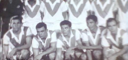 Equipo titular de Concepción, final interligas 1968