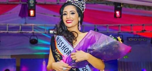 Eliana Cáceres Arguello, Miss Horqueta-Foto: Dac Producciones