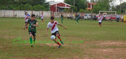 Cerro Corá derrotó a Nanawa (sub15)