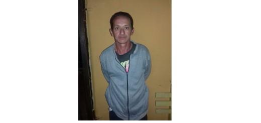Jacinto Ramón Sosa, detenido