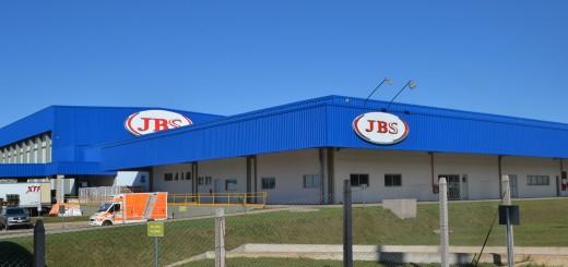 Instalaciones. Sede de JBS en Belén, que tiene el frigorífico más moderno de Sudamérica.