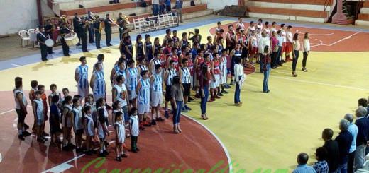 Mágnifica inauguración del torneo