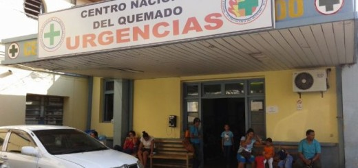 Hospital del Quemado