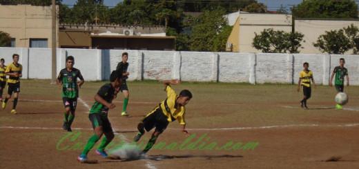 Cerro Corá ganó ajustadamente al Obrero (sub15)