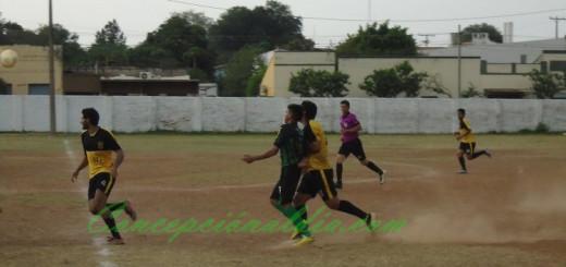 Cerro Corá goleó al Obrero (juvenil)