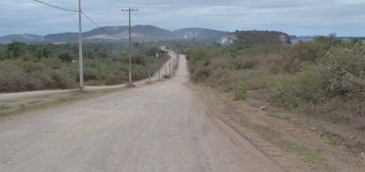 Ruta Vallemí- San Lázaro, tramo a ser asfaltado