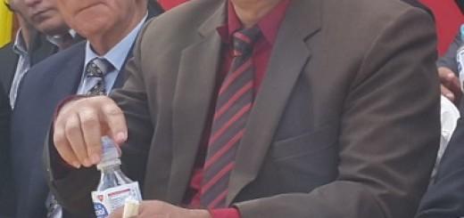 Heriberto Cabañas, Presidente destituido