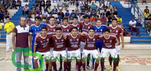 Atlético San Antonio, ganador de la segunda final