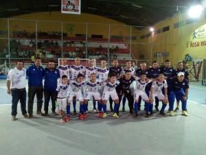 Concepción C20, clasificado a semifinales