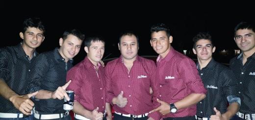 Integrantes de Los Mimados