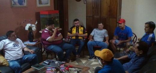 Reunión de delegados de la FCFS