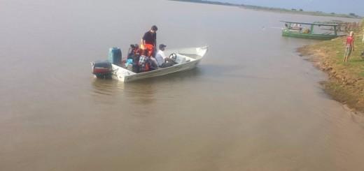 Misión fluvial