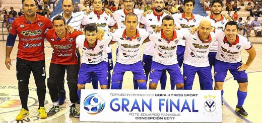 Nacional Forever ganador de la segunda final
