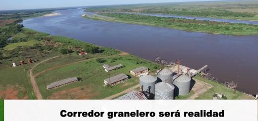 El puerto granelero de Concepción tuvo mejoras