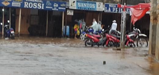 Mercado Municipal también fue afectado