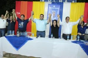 Edgar Lopez no logra la unidad total en el partido-Foto Gentileza