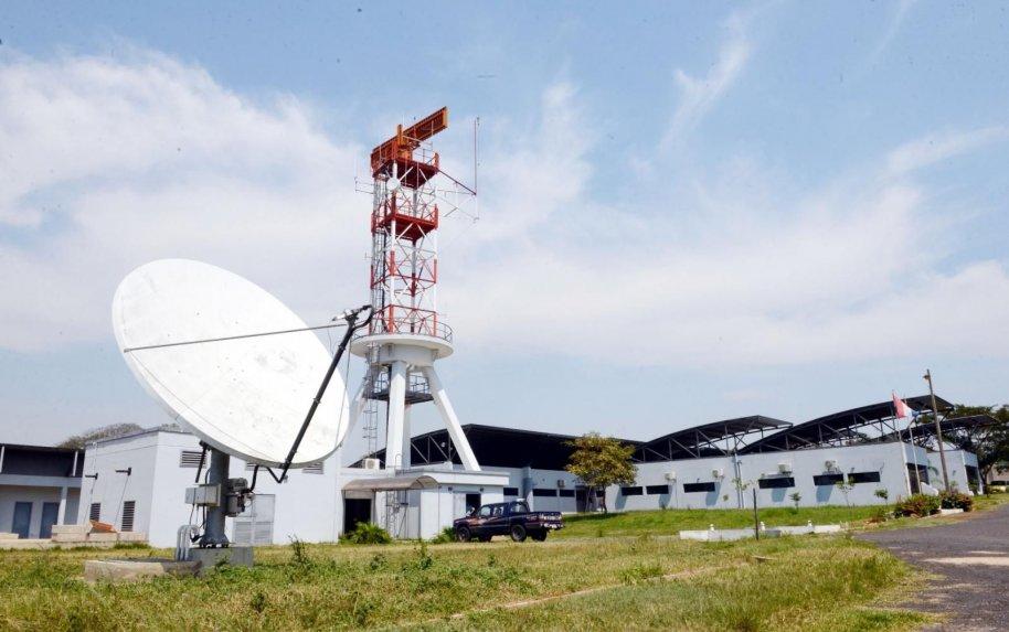 Resultado de imagen para nuevo radar que se instalará en Concepción, Paraguay