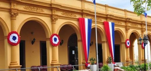 Local de la gobernación (Foto gentileza)