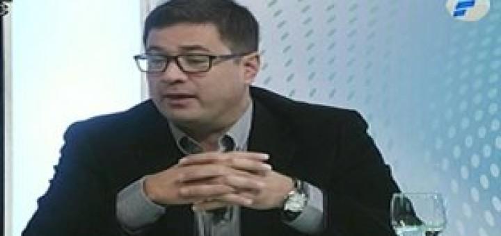 El representante legal del Frigorífico Concepción, Pedro Ovelar