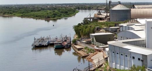 Planta del Frigorífico Concepción ubicado en el primer departamento del país Foto: Archivo IP Paraguay