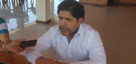 Luis Urbieta dice temer de sabotaje