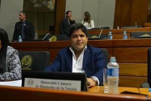 Luis Urbieta actual diputado