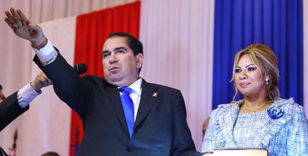 El nuevo gobernador del departamento de Concepción
